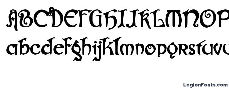 глифы шрифта Gjallarhorn, символы шрифта Gjallarhorn, символьная карта шрифта Gjallarhorn, предварительный просмотр шрифта Gjallarhorn, алфавит шрифта Gjallarhorn, шрифт Gjallarhorn