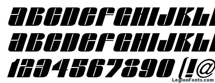 glyphs Glacier Italic font, сharacters Glacier Italic font, symbols Glacier Italic font, character map Glacier Italic font, preview Glacier Italic font, abc Glacier Italic font, Glacier Italic font