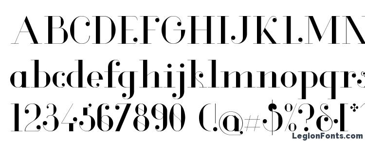 глифы шрифта Glamor Light, символы шрифта Glamor Light, символьная карта шрифта Glamor Light, предварительный просмотр шрифта Glamor Light, алфавит шрифта Glamor Light, шрифт Glamor Light