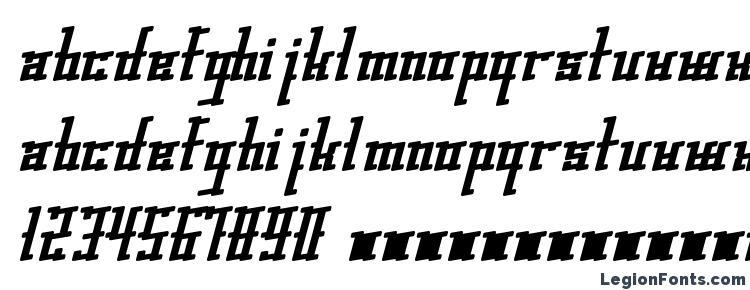 глифы шрифта Gleesteak, символы шрифта Gleesteak, символьная карта шрифта Gleesteak, предварительный просмотр шрифта Gleesteak, алфавит шрифта Gleesteak, шрифт Gleesteak
