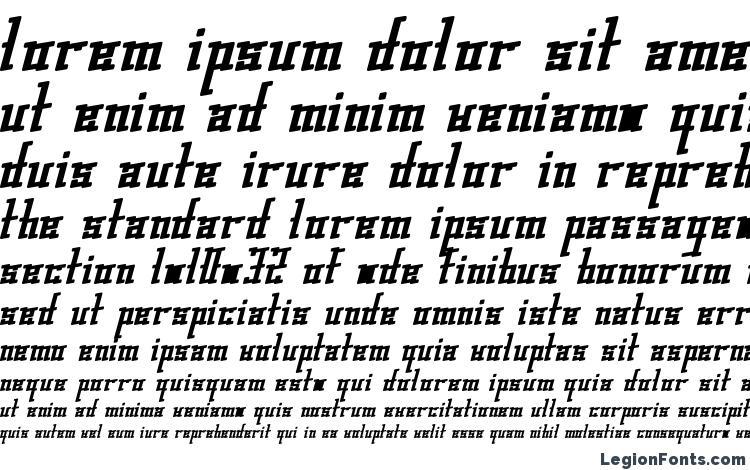 specimens Gleesteak font, sample Gleesteak font, an example of writing Gleesteak font, review Gleesteak font, preview Gleesteak font, Gleesteak font