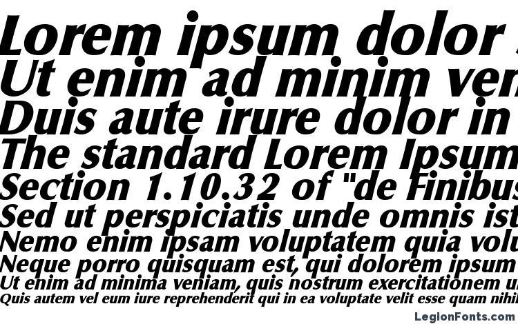 specimens Glyph SSi Italic font, sample Glyph SSi Italic font, an example of writing Glyph SSi Italic font, review Glyph SSi Italic font, preview Glyph SSi Italic font, Glyph SSi Italic font