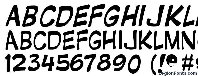 Gnatfont Font Download Free / LegionFonts