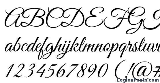 Good vibes pro шрифт.