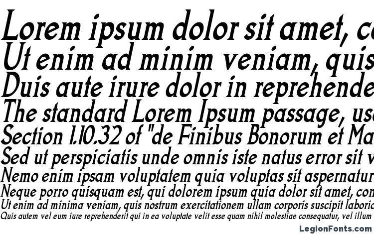 specimens Goodfish BoldItalic font, sample Goodfish BoldItalic font, an example of writing Goodfish BoldItalic font, review Goodfish BoldItalic font, preview Goodfish BoldItalic font, Goodfish BoldItalic font
