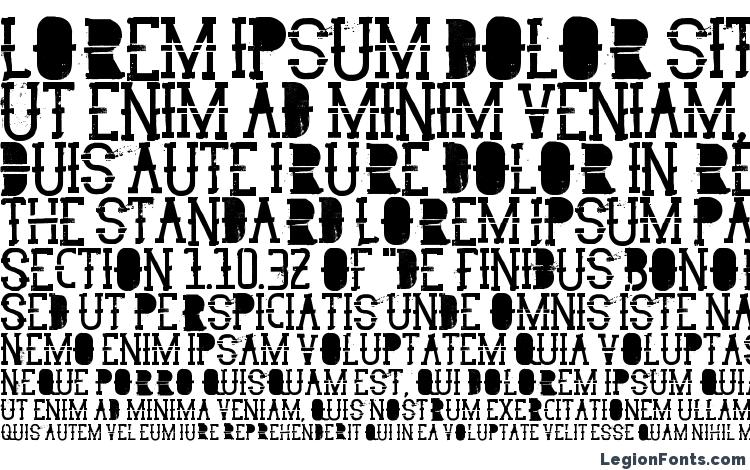 specimens GoodPeace font, sample GoodPeace font, an example of writing GoodPeace font, review GoodPeace font, preview GoodPeace font, GoodPeace font