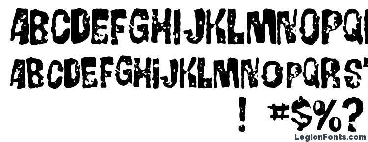 glyphs Gorgobold font, сharacters Gorgobold font, symbols Gorgobold font, character map Gorgobold font, preview Gorgobold font, abc Gorgobold font, Gorgobold font