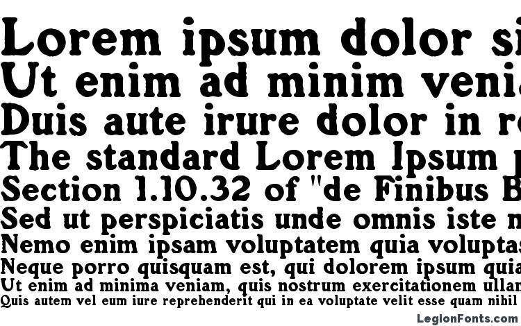 specimens Gorilla BT font, sample Gorilla BT font, an example of writing Gorilla BT font, review Gorilla BT font, preview Gorilla BT font, Gorilla BT font