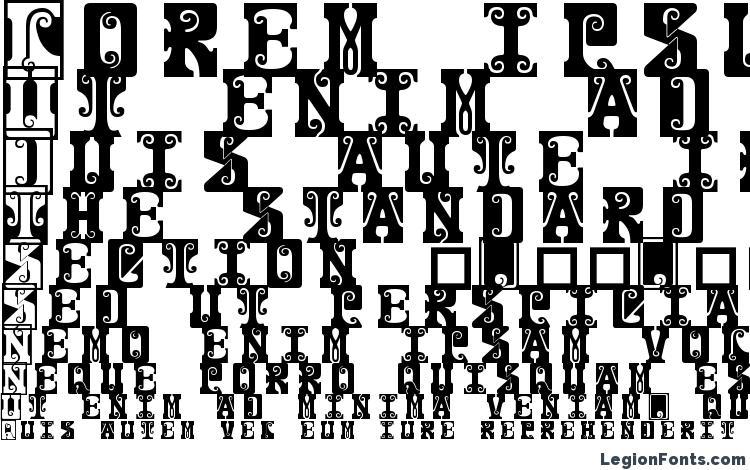 образцы шрифта Gosford, образец шрифта Gosford, пример написания шрифта Gosford, просмотр шрифта Gosford, предосмотр шрифта Gosford, шрифт Gosford