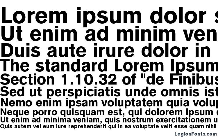 specimens Gothic 725 Black BT font, sample Gothic 725 Black BT font, an example of writing Gothic 725 Black BT font, review Gothic 725 Black BT font, preview Gothic 725 Black BT font, Gothic 725 Black BT font