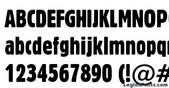 gothic 821 condensed tl font download free    legionfonts