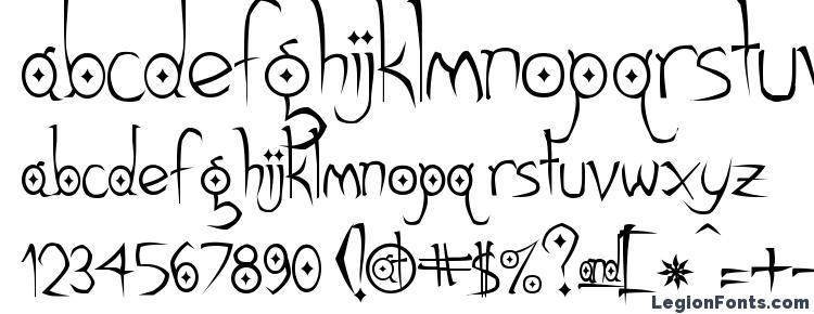 глифы шрифта Gothic Hijinx, символы шрифта Gothic Hijinx, символьная карта шрифта Gothic Hijinx, предварительный просмотр шрифта Gothic Hijinx, алфавит шрифта Gothic Hijinx, шрифт Gothic Hijinx
