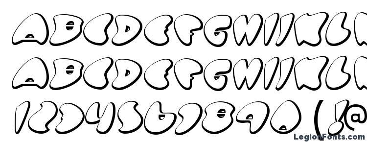 глифы шрифта GotNoHeart Regular, символы шрифта GotNoHeart Regular, символьная карта шрифта GotNoHeart Regular, предварительный просмотр шрифта GotNoHeart Regular, алфавит шрифта GotNoHeart Regular, шрифт GotNoHeart Regular