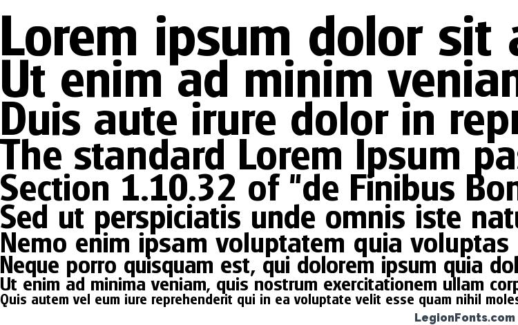 specimens Goudita Sans SF Bold font, sample Goudita Sans SF Bold font, an example of writing Goudita Sans SF Bold font, review Goudita Sans SF Bold font, preview Goudita Sans SF Bold font, Goudita Sans SF Bold font