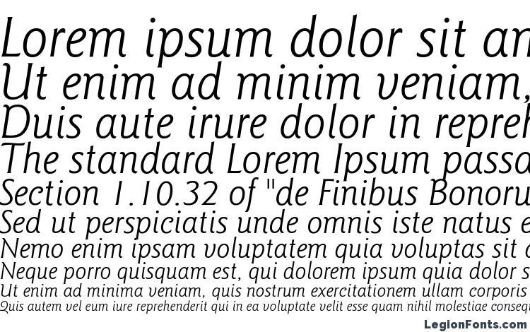 specimens Goudy Sans Light Italic BT font, sample Goudy Sans Light Italic BT font, an example of writing Goudy Sans Light Italic BT font, review Goudy Sans Light Italic BT font, preview Goudy Sans Light Italic BT font, Goudy Sans Light Italic BT font