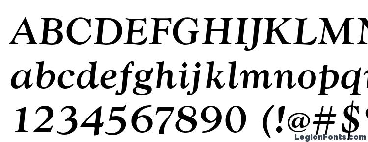 glyphs GoudyTMed Italic font, сharacters GoudyTMed Italic font, symbols GoudyTMed Italic font, character map GoudyTMed Italic font, preview GoudyTMed Italic font, abc GoudyTMed Italic font, GoudyTMed Italic font