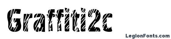 Graffiti2c Font