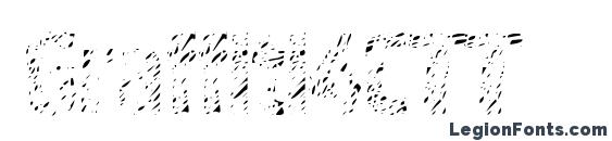 Шрифт Graffiti4CTT