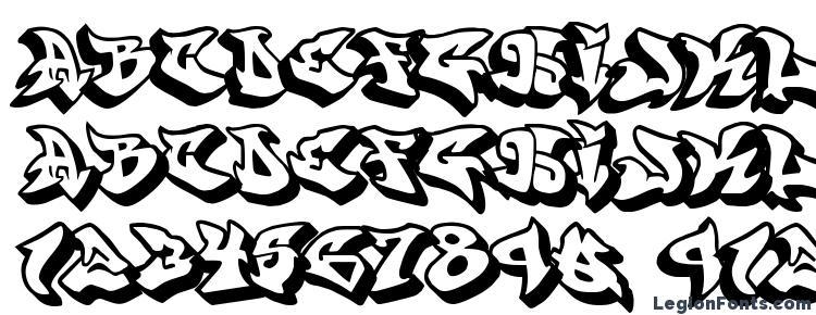 glyphs graffonti.3d.drop font, сharacters graffonti.3d.drop font, symbols graffonti.3d.drop font, character map graffonti.3d.drop font, preview graffonti.3d.drop font, abc graffonti.3d.drop font, graffonti.3d.drop font