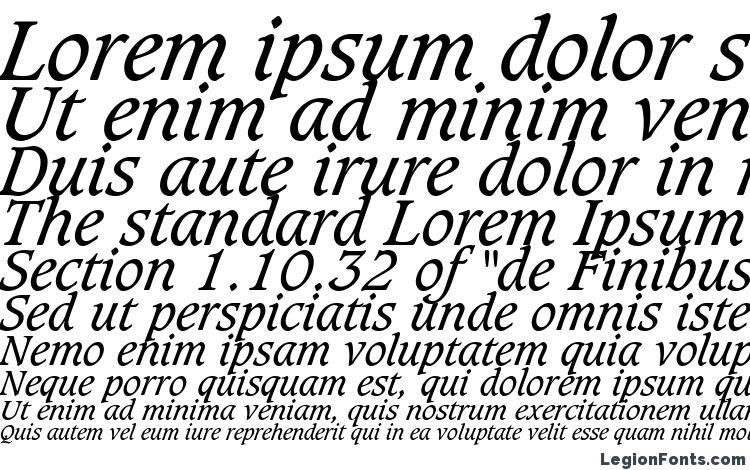 specimens Grammateus SSi Italic font, sample Grammateus SSi Italic font, an example of writing Grammateus SSi Italic font, review Grammateus SSi Italic font, preview Grammateus SSi Italic font, Grammateus SSi Italic font