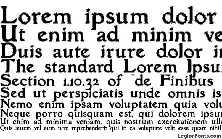 specimens GranthamOutline font, sample GranthamOutline font, an example of writing GranthamOutline font, review GranthamOutline font, preview GranthamOutline font, GranthamOutline font