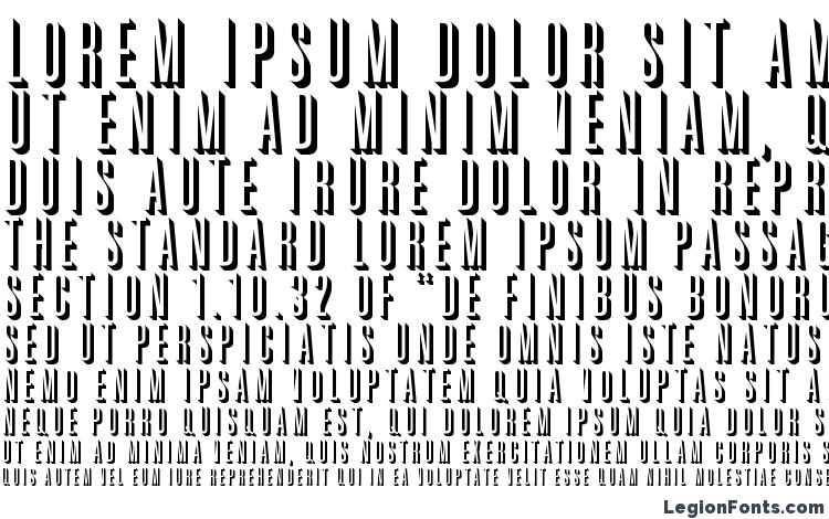 Graphik Shadow Font Download Free / LegionFonts