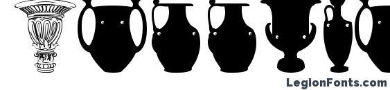 Greekart Font