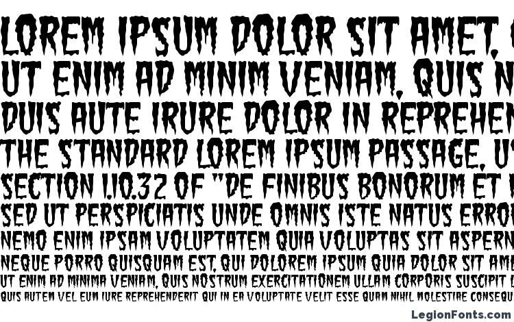 specimens Green Fuz font, sample Green Fuz font, an example of writing Green Fuz font, review Green Fuz font, preview Green Fuz font, Green Fuz font