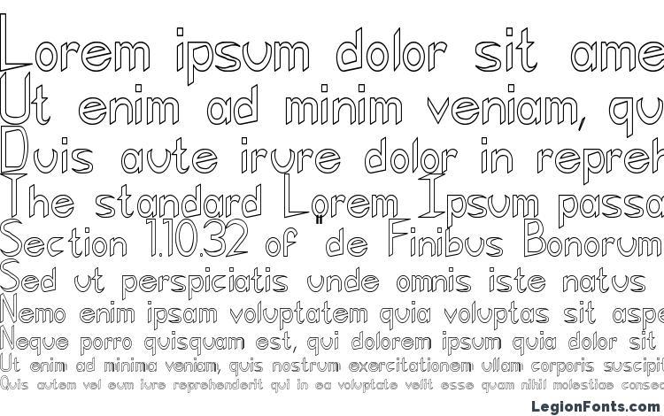 specimens Gregorian Hollow Normal font, sample Gregorian Hollow Normal font, an example of writing Gregorian Hollow Normal font, review Gregorian Hollow Normal font, preview Gregorian Hollow Normal font, Gregorian Hollow Normal font