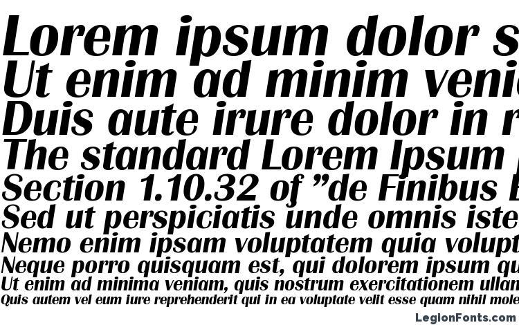 specimens GrenobleSerial BoldItalic font, sample GrenobleSerial BoldItalic font, an example of writing GrenobleSerial BoldItalic font, review GrenobleSerial BoldItalic font, preview GrenobleSerial BoldItalic font, GrenobleSerial BoldItalic font