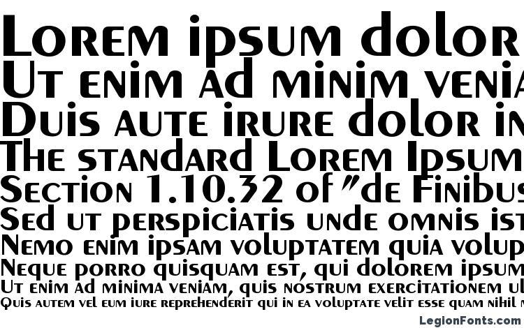 specimens Greyhound Bold font, sample Greyhound Bold font, an example of writing Greyhound Bold font, review Greyhound Bold font, preview Greyhound Bold font, Greyhound Bold font
