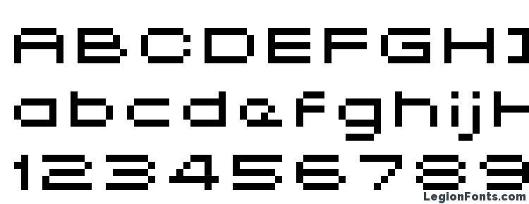 глифы шрифта Grixel Kyrou 5 Wide Xtnd, символы шрифта Grixel Kyrou 5 Wide Xtnd, символьная карта шрифта Grixel Kyrou 5 Wide Xtnd, предварительный просмотр шрифта Grixel Kyrou 5 Wide Xtnd, алфавит шрифта Grixel Kyrou 5 Wide Xtnd, шрифт Grixel Kyrou 5 Wide Xtnd
