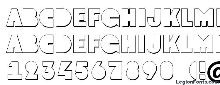 глифы шрифта Grotosh normal, символы шрифта Grotosh normal, символьная карта шрифта Grotosh normal, предварительный просмотр шрифта Grotosh normal, алфавит шрифта Grotosh normal, шрифт Grotosh normal