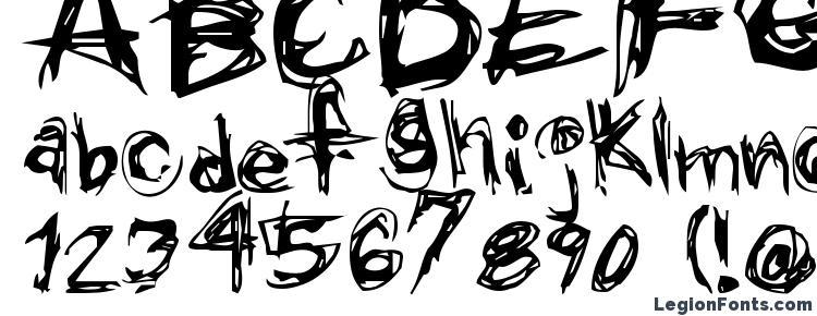 glyphs Grunge (2) font, сharacters Grunge (2) font, symbols Grunge (2) font, character map Grunge (2) font, preview Grunge (2) font, abc Grunge (2) font, Grunge (2) font
