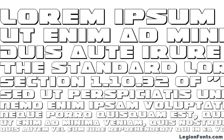 specimens Guardian Shadow font, sample Guardian Shadow font, an example of writing Guardian Shadow font, review Guardian Shadow font, preview Guardian Shadow font, Guardian Shadow font