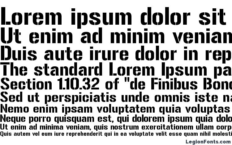 specimens Gunplay font, sample Gunplay font, an example of writing Gunplay font, review Gunplay font, preview Gunplay font, Gunplay font