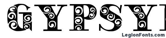 Шрифт GypsyRose, Симпатичные шрифты