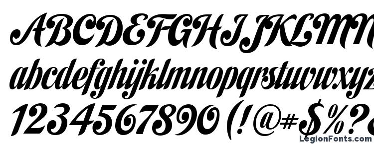 glyphs HabanoST font, сharacters HabanoST font, symbols HabanoST font, character map HabanoST font, preview HabanoST font, abc HabanoST font, HabanoST font