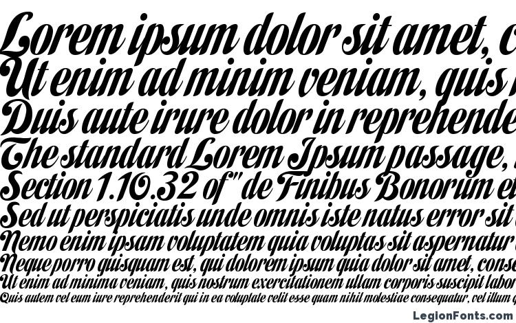 specimens HabanoST font, sample HabanoST font, an example of writing HabanoST font, review HabanoST font, preview HabanoST font, HabanoST font