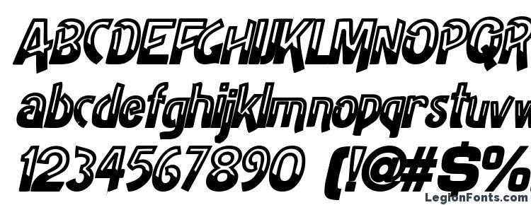 glyphs Halfbakedssk bolditalic font, сharacters Halfbakedssk bolditalic font, symbols Halfbakedssk bolditalic font, character map Halfbakedssk bolditalic font, preview Halfbakedssk bolditalic font, abc Halfbakedssk bolditalic font, Halfbakedssk bolditalic font
