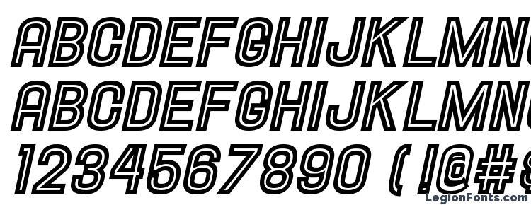 glyphs Hallandale Inline Italic JL font, сharacters Hallandale Inline Italic JL font, symbols Hallandale Inline Italic JL font, character map Hallandale Inline Italic JL font, preview Hallandale Inline Italic JL font, abc Hallandale Inline Italic JL font, Hallandale Inline Italic JL font