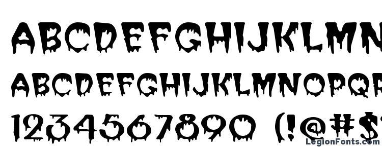 глифы шрифта Halloween Regular, символы шрифта Halloween Regular, символьная карта шрифта Halloween Regular, предварительный просмотр шрифта Halloween Regular, алфавит шрифта Halloween Regular, шрифт Halloween Regular