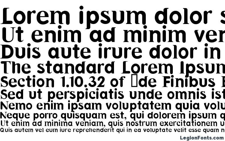specimens Halvar font, sample Halvar font, an example of writing Halvar font, review Halvar font, preview Halvar font, Halvar font