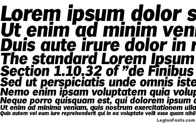 specimens Hamburg extraboldita font, sample Hamburg extraboldita font, an example of writing Hamburg extraboldita font, review Hamburg extraboldita font, preview Hamburg extraboldita font, Hamburg extraboldita font
