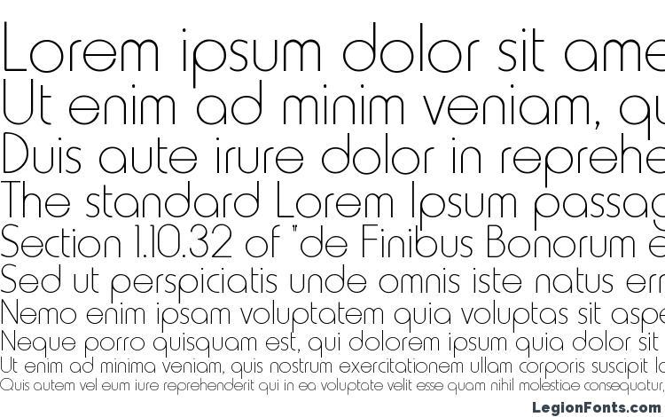 specimens Hammer thin font, sample Hammer thin font, an example of writing Hammer thin font, review Hammer thin font, preview Hammer thin font, Hammer thin font