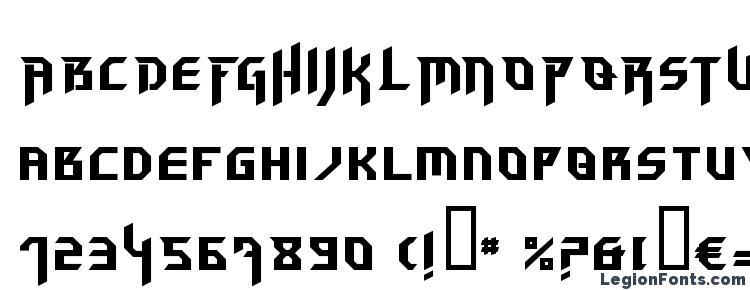 глифы шрифта Hammerhead, символы шрифта Hammerhead, символьная карта шрифта Hammerhead, предварительный просмотр шрифта Hammerhead, алфавит шрифта Hammerhead, шрифт Hammerhead