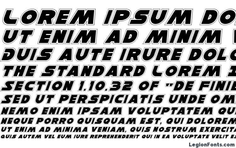 specimens Han Solo Pro Italic font, sample Han Solo Pro Italic font, an example of writing Han Solo Pro Italic font, review Han Solo Pro Italic font, preview Han Solo Pro Italic font, Han Solo Pro Italic font