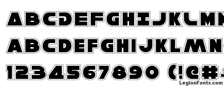 глифы шрифта Han Solo Pro, символы шрифта Han Solo Pro, символьная карта шрифта Han Solo Pro, предварительный просмотр шрифта Han Solo Pro, алфавит шрифта Han Solo Pro, шрифт Han Solo Pro