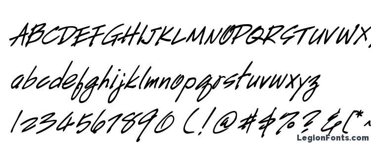 глифы шрифта HandScript Bold Italic, символы шрифта HandScript Bold Italic, символьная карта шрифта HandScript Bold Italic, предварительный просмотр шрифта HandScript Bold Italic, алфавит шрифта HandScript Bold Italic, шрифт HandScript Bold Italic