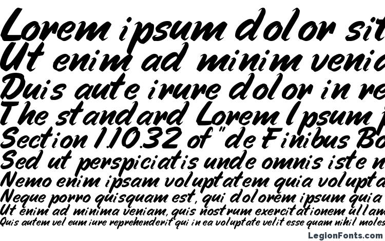 specimens Handyman94 regular font, sample Handyman94 regular font, an example of writing Handyman94 regular font, review Handyman94 regular font, preview Handyman94 regular font, Handyman94 regular font